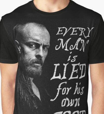 Black Sails - Every Man is Lied... Graphic T-Shirt