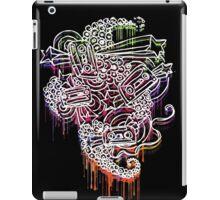 Mixtape Graffiti  iPad Case/Skin