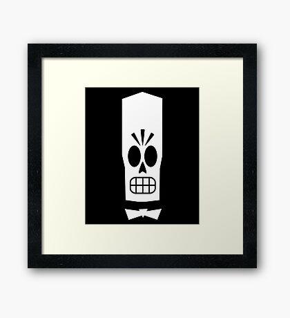 MANNY CALAVERA 2 Framed Print