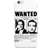 The Election Killer iPhone Case/Skin