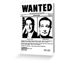The Election Killer Greeting Card