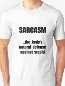 Sarcasm Defense T-Shirt