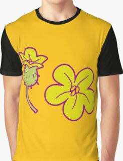 Watermelon Blossoms Graphic T-Shirt