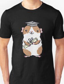 Graduation Guinea-pig  Unisex T-Shirt