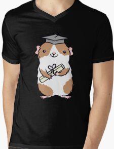 Graduation Guinea-pig  Mens V-Neck T-Shirt