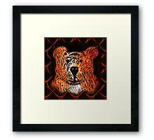 Kindly Bear Framed Print
