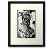Arkham Knight  Framed Print