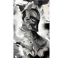 Arkham Knight  Photographic Print