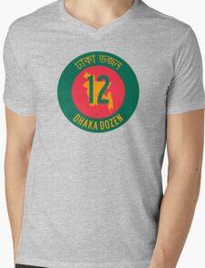 Dhaka Dozen Mens V-Neck T-Shirt