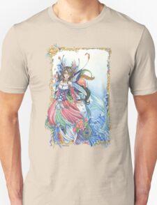 Masquerade Mermaid Fairy Unisex T-Shirt