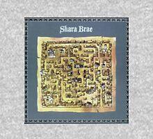 Skara Brae - Bard's Tale City Map Unisex T-Shirt