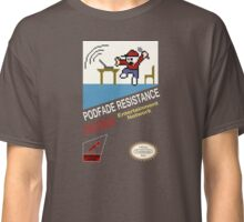 Podfade Resistance  Classic T-Shirt
