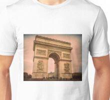 Arc de Triomphe Paris Unisex T-Shirt