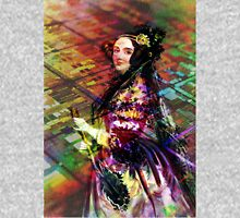 Ada Lovelace - Rainbow of Microchips Unisex T-Shirt