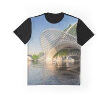 Sealab Undersea Hotel Base Graphic T-Shirt