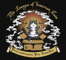 The League of Internet Cats One Piece - Short Sleeve