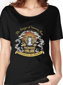 The League of Internet Cats Women's Relaxed Fit T-Shirt
