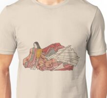 Murasaki Shikibu - author of The Tale of Genji Unisex T-Shirt