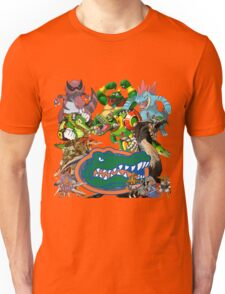 University of Florida Gator Gamer Shirt Unisex T-Shirt