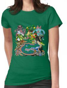 University of Florida Gator Gamer Shirt Womens Fitted T-Shirt