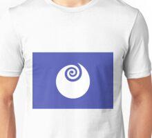 Ibaraki prefecture flag Unisex T-Shirt