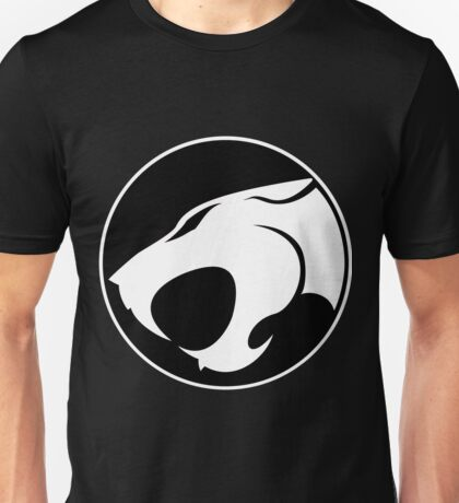 Thundercats WHITE & BLACK Unisex T-Shirt