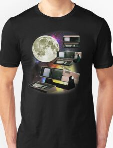 Computers in Space (Vintage Geek) Unisex T-Shirt
