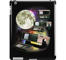Computers in Space (Vintage Geek) iPad Case/Skin
