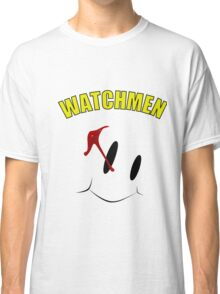 Watch Comedian pin Classic T-Shirt