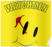 Watch Comedian pin Poster