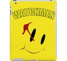 Watch Comedian pin iPad Case/Skin