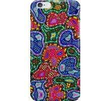 Psychedelic Abstract colourful work 150 iPhone Case/Skin