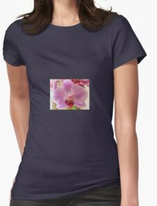 ORCHIDACEAE ORCHID Womens Fitted T-Shirt