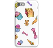 Dessert bonanza iPhone Case/Skin