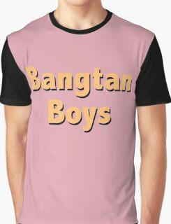 Bangtan boys Graphic T-Shirt