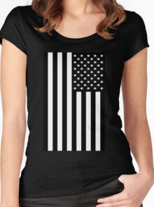 Stankonia flag Women's Fitted Scoop T-Shirt