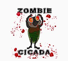 ZOMBIE CICADA RISES FROM THE EARTH Unisex T-Shirt