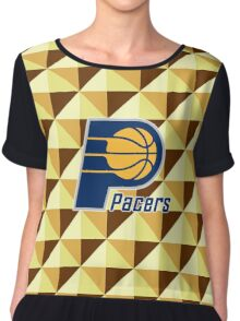 Indiana Pacers Chiffon Top