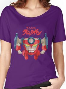 Low-Poly Lagann Women's Relaxed Fit T-Shirt