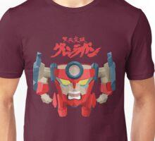 Low-Poly Lagann Unisex T-Shirt