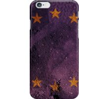 European flag illustraton iPhone Case/Skin