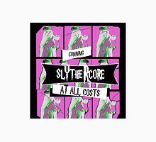Slythercore - Slytherin Punk Unisex T-Shirt