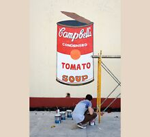 Imitating Warhol in Cienfuegos, Cuba Unisex T-Shirt