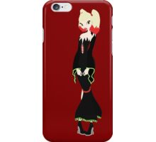 Harley Quinn as a witch iPhone Case/Skin