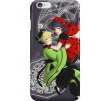 Miraculous Captors iPhone Case/Skin