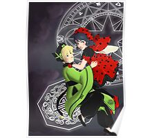 Miraculous Captors Poster