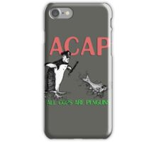 A.C.A.P.  iPhone Case/Skin