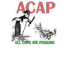 A.C.A.P.  Photographic Print