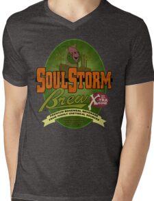 SoulStorm Brew Label Mens V-Neck T-Shirt