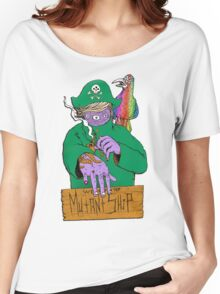 Welcome in the Mutant's Ship Women's Relaxed Fit T-Shirt